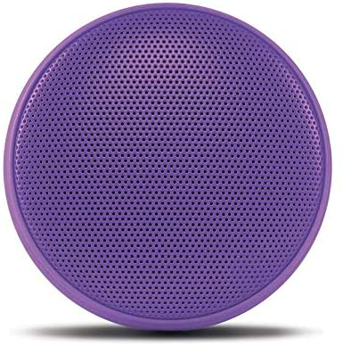 Ecoxgear EcoDrop IP65 Waterproof Bluetooth Speaker (Purple)