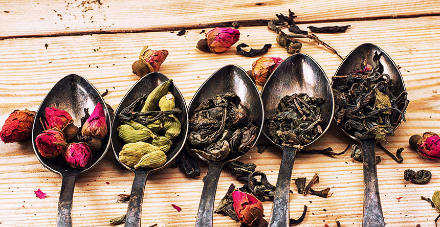How To Get Started With Loose Leaf Tea