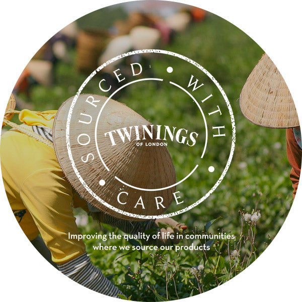 Twinings Sourced With Care