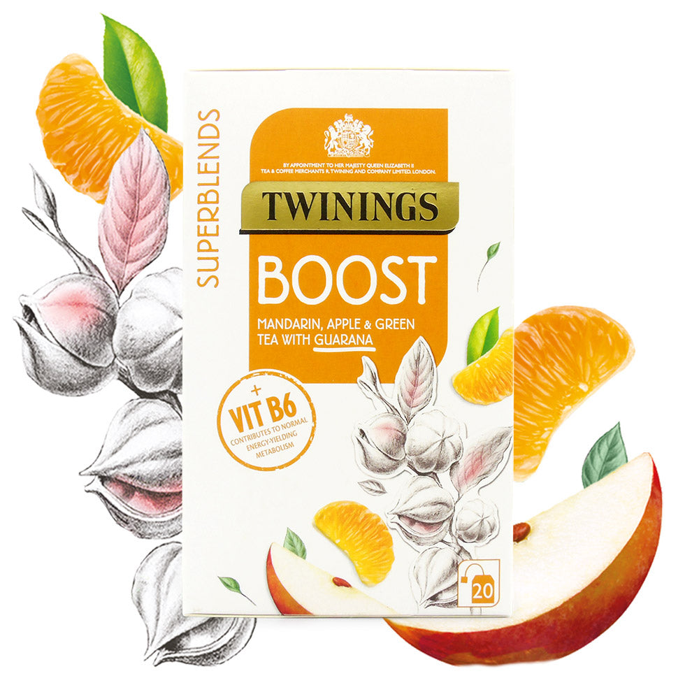 Twinings Superblends - Boost