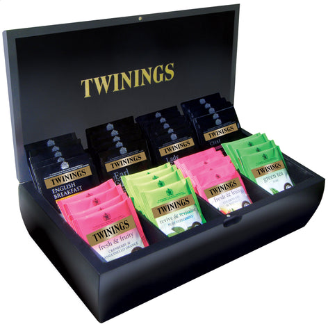 String & Tag Envelopes 8 Compartment Box