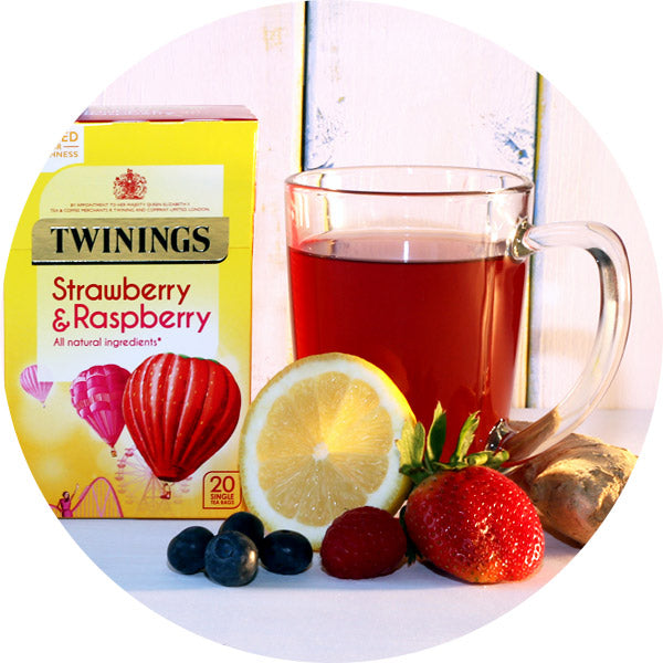 What Is the Difference Between a Herbal or Fruit Infusion and Regular Tea?
