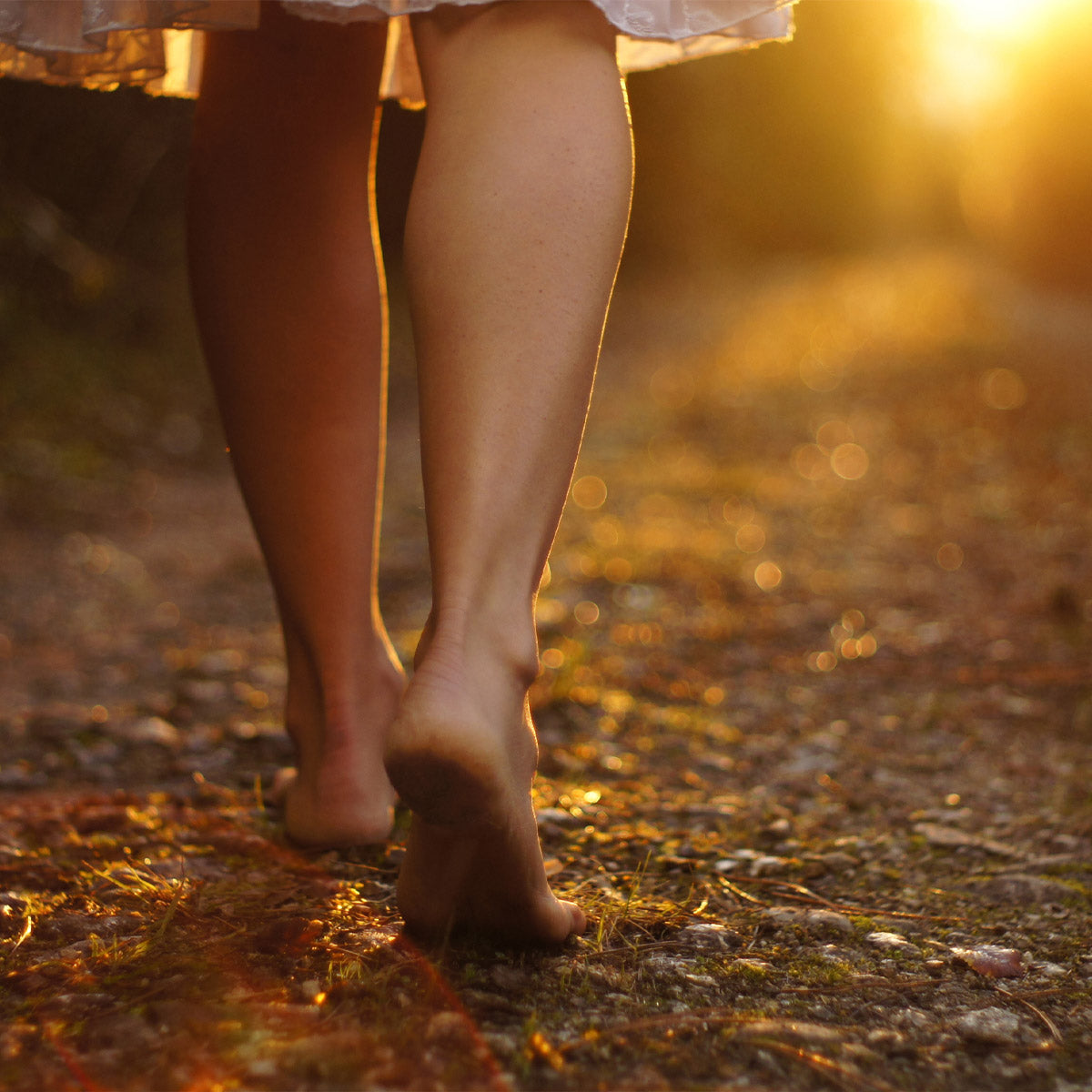 Try Mindful walking