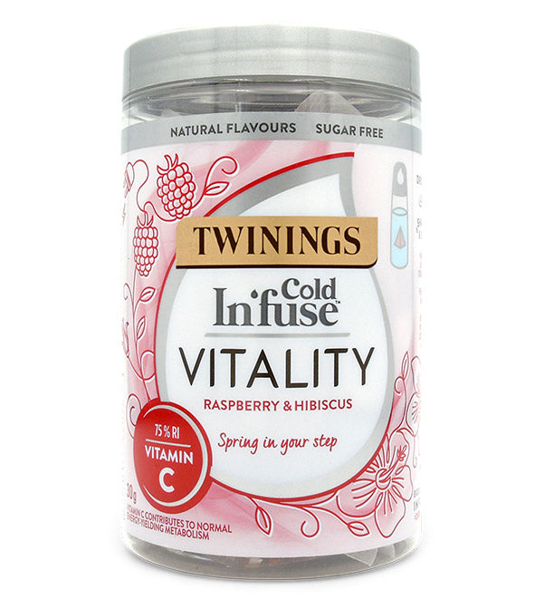 Twinings Cold Infuse - Vitality