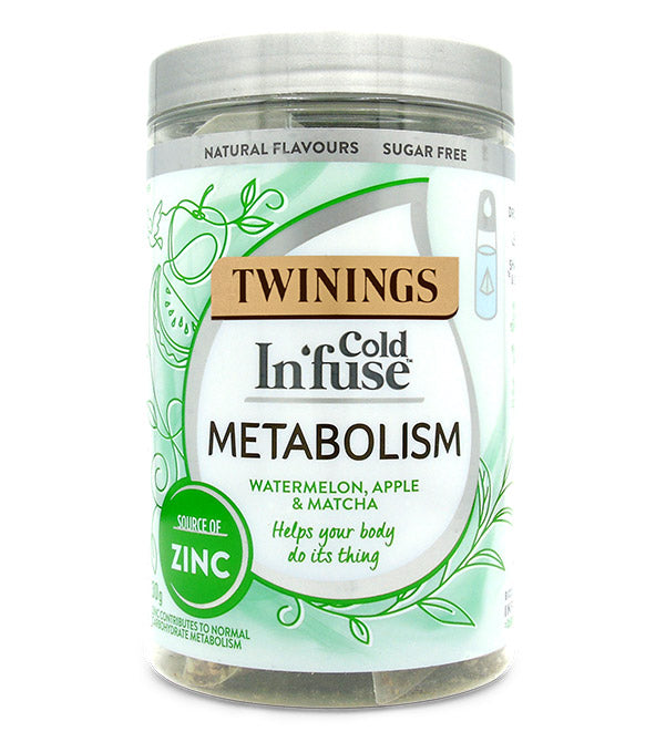 Twinings Cold Infuse - Metabolism