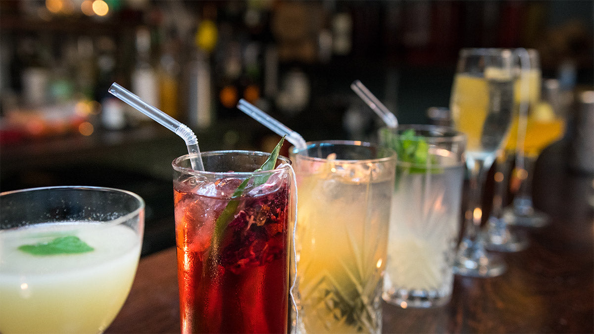 Twinings Cocktail Recipes
