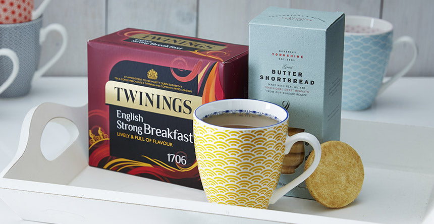 Experience More With Twinings
