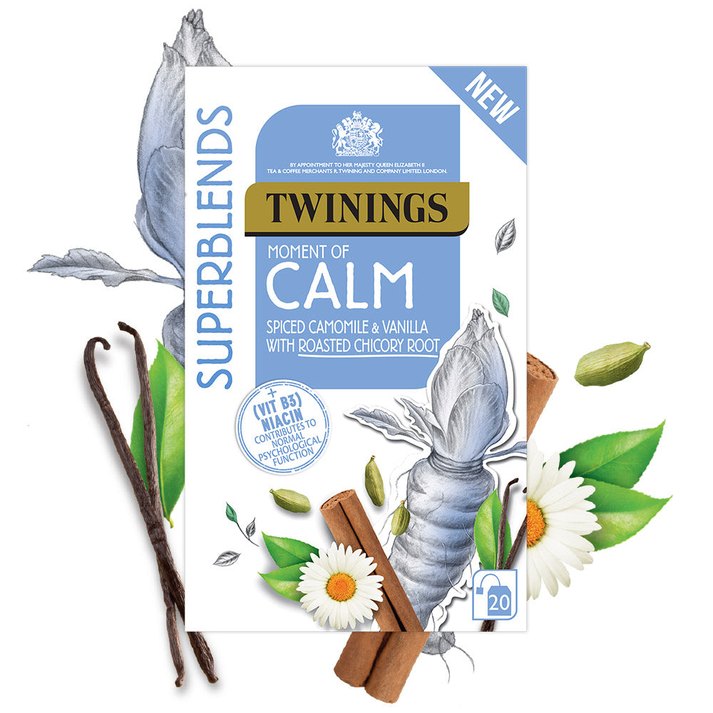 Twinings Superblends - Moment of Calm