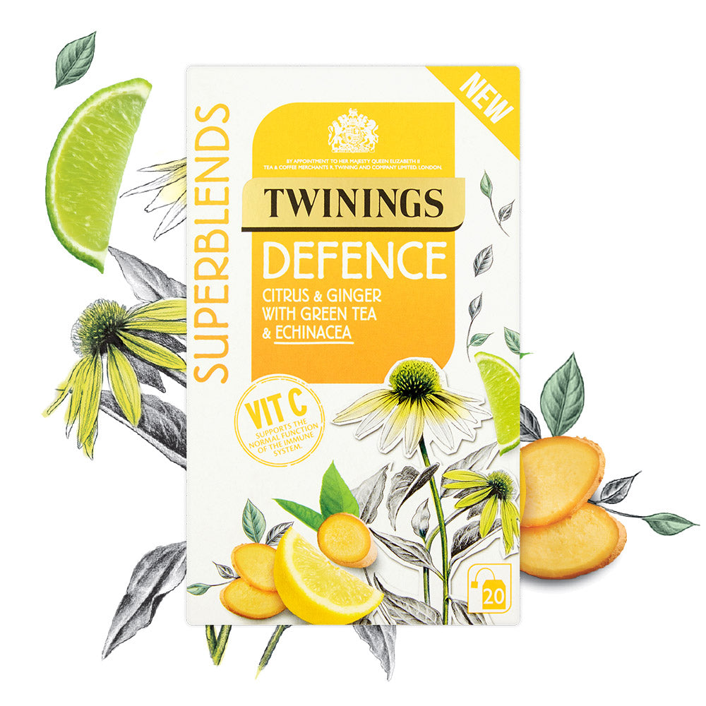 Twinings Superblends - Defence