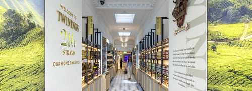 Twinings Flagship Store 216 Strand