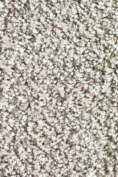 Long Pile Viscose grey ROOTS LIVING Rug Roots Living