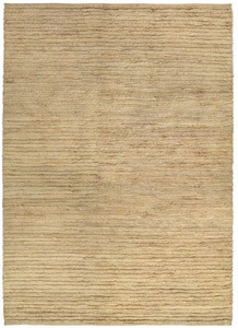 Dark Khaki Line Hemp Natural ROOTS LIVING Rug Roots Living