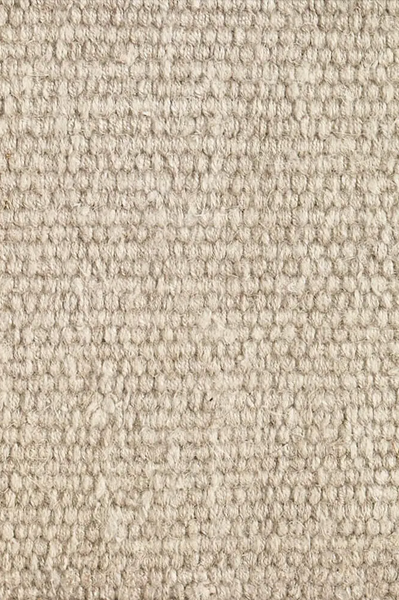 Gray Plain Linen Natural ROOTS LIVING Rug Roots Living