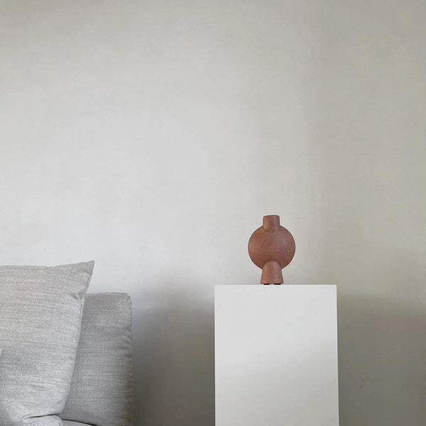 Sphere Vase Bubl, Mini - Terracotta 101 Copenhagen Accessories 101CPH