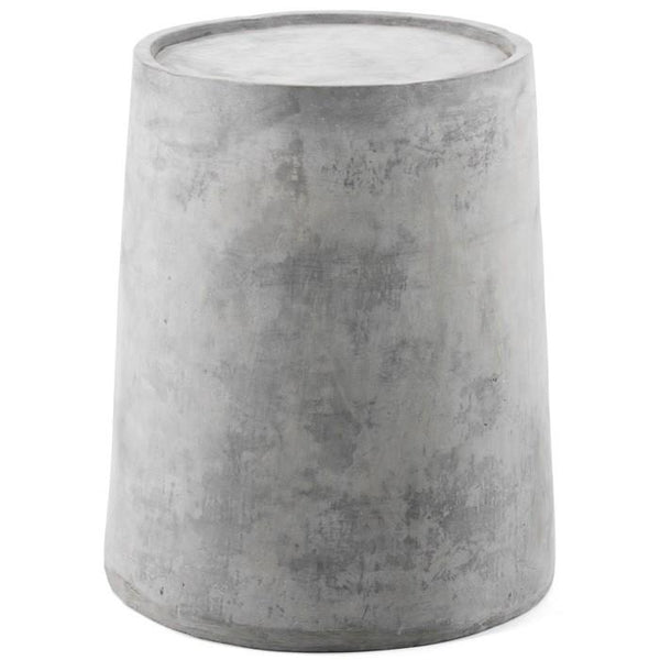 Side table concrete look Davanti Home Ideas