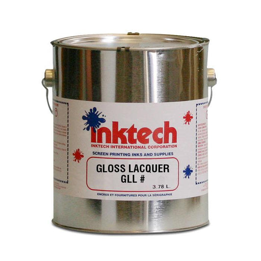 Inktech GLL Gloss Lacquer Ink Quart