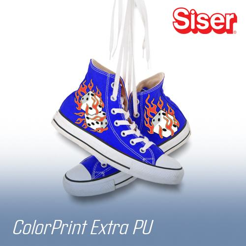 Siser ColorPrint Extra PU Print and Cut