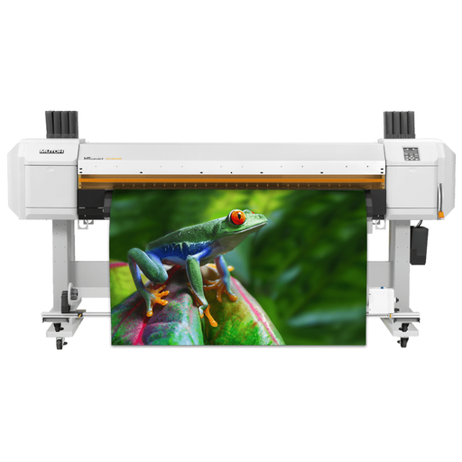 "Mutoh ValueJet 1638UR UV Printer 64"" Front View"
