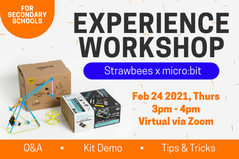experience workshop 24 feb