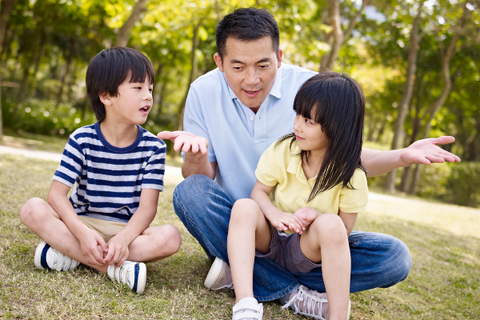Introduce your child to different environments