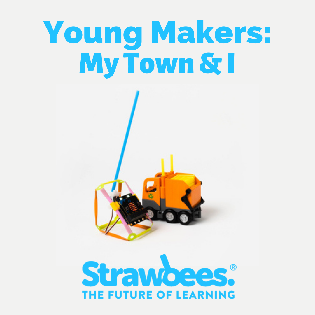 1-Hour Workshop: Young Makers - My Town & I