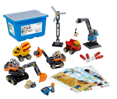 LEGO Education Tech Machines (45002)