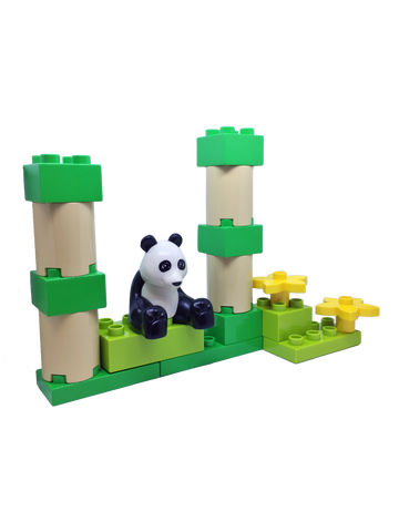 LEGO Education Wild Animals - Giant Panda set