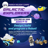 Galactic Explorers - March Holiday Camp 2021 (ENDED)