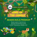 King of The Jungle - March Holiday Camp 2021 (ENDED)