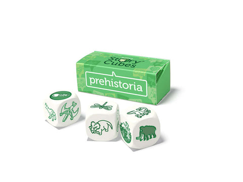 Rory's Story Cubes Mix - Prehistoria