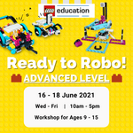 3-Day Workshop: Ready to Robo! with SPIKE Prime (Advanced)