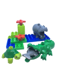 LEGO Education Wild Animals - River Safari set