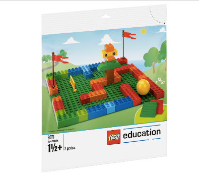 LEGO Education Large Building Plates (for DUPLO)