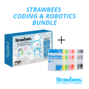 Strawbees Coding & Robotics Kit   Assorted Straws Bundle