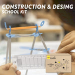 Strawbees Design and Construction School Kit (STEAM School Kit) (SB045)