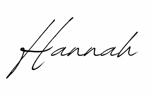 The Oceanside Collective Hannah Signature