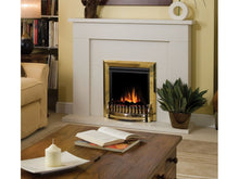 Load image into Gallery viewer, Dimplex Exbury Electric Fire + Remote Control Brass