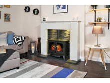 Load image into Gallery viewer, Adam Woodhouse Electric Stove Black + Straight Stove Pipe