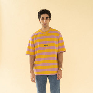 Load image into Gallery viewer, bound 'Granada' Stripe Tee