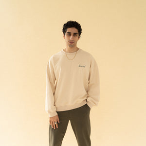 bound 'Beige' Premium Sweater