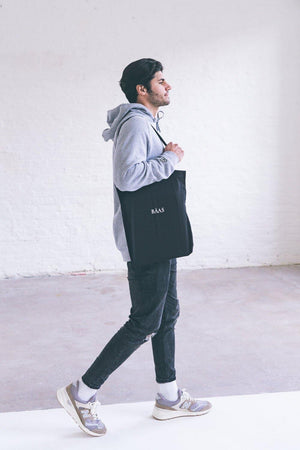 Load image into Gallery viewer, BÄAS Essentials Recycled Tote Bag - UN:IK Clothing