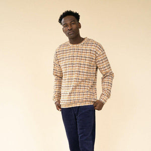 Load image into Gallery viewer, bound 'CAYMAN KNITWEAR' Jumper - UN:IK Clothing