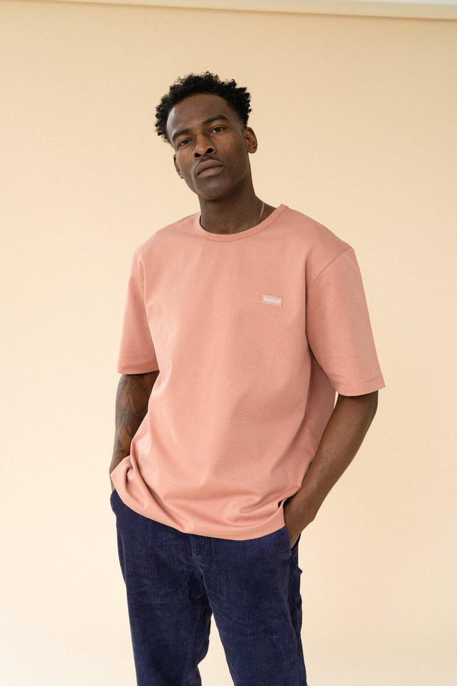 bound 'PREMIUM ROSE' Tee - UN:IK Clothing