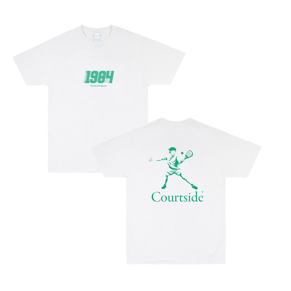 Vice 84 'Courtside' Tee - UN:IK Clothing