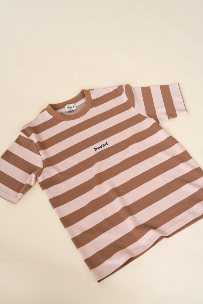 bound 'COVE STRIPE' Tee - UN:IK Clothing