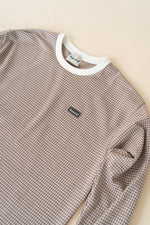 bound 'DESERT DOGTOOTH' LS Tee - UN:IK Clothing