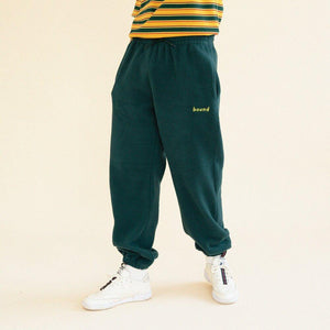 bound 'BOTTLE REVERSE FLEECE' JOGGERS - UN:IK Clothing