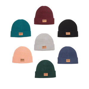 Load image into Gallery viewer, UN:IK Essentials Ribbed Beanies - UN:IK Clothing