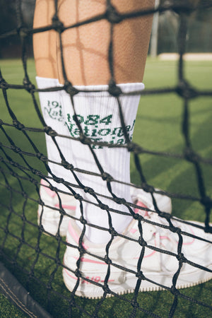 Load image into Gallery viewer, Vice 84 'National Trials' Sports Socks - UN:IK Clothing