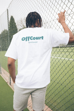 Vice 84 'Off Court' Tee - UN:IK Clothing
